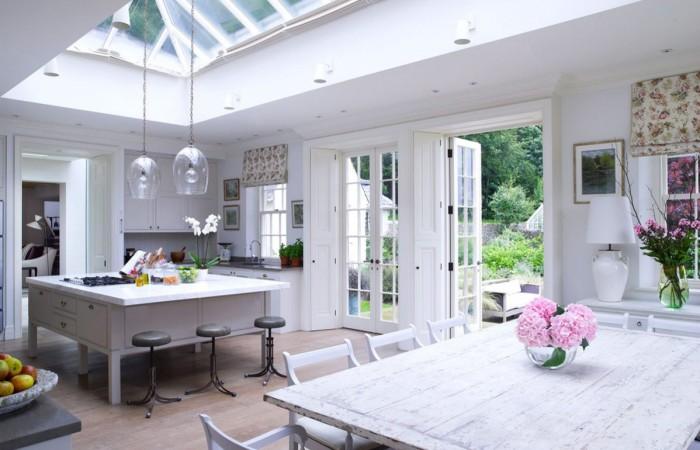 Meon Building Contractors - Hampshire House Project