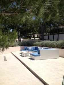 Meon Building Contractors - South of France Project