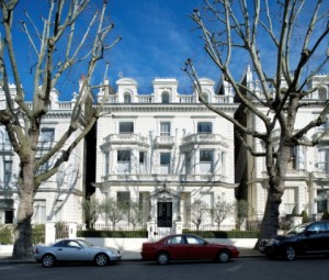 Meon Building Contractors - Notting Hill Project